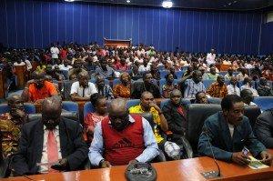La réponse de l'opposition congolaise avec à sa tête DZON au message mensonger de Sassou le 13 août  md-2-aout-20131-300x199
