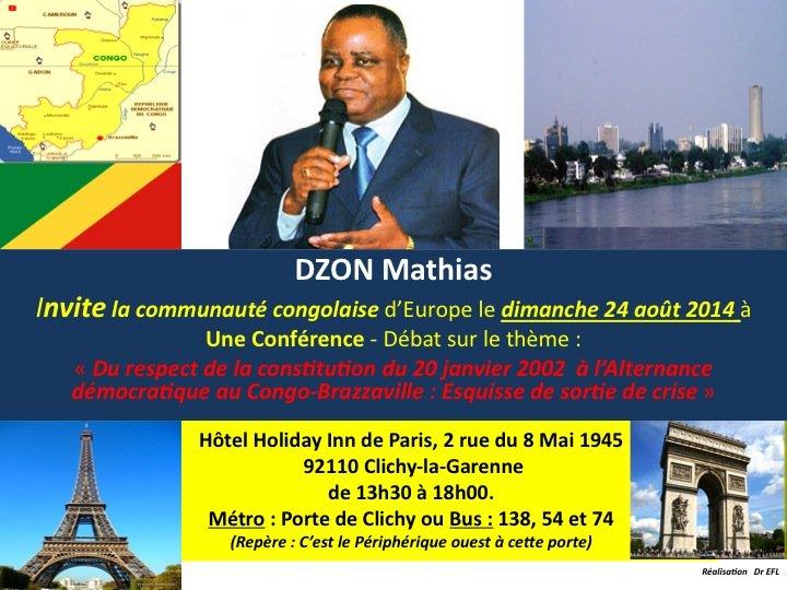 Rencontre africaine paris